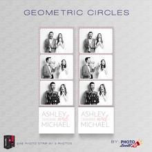 Geometric Circles 2x6 3Images - CI Creative