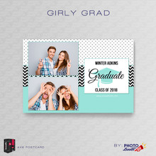 Girly Grad 4x6 - CI Creative