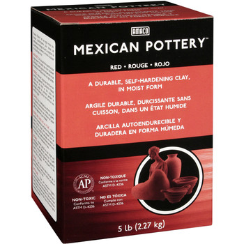 Mexican Pottery Clay