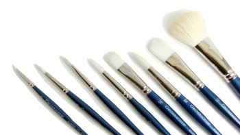 Grumbacher Academy Watercolor Brushes