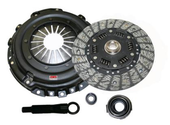 Competition Clutch Stage 2 Steelback Brass Plus Clutch Kit - Honda D-series