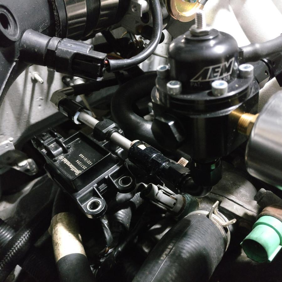 JBtuned Full e85 Fuel System Conversion- EG EK Civic  - B/D Series