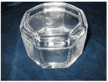 Crystal Octagon Box