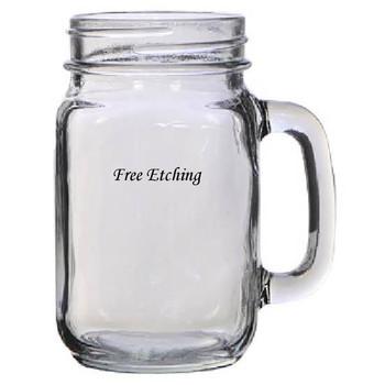 Pint Size Jar/Mug