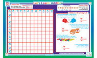 Let's Learn: Addition Placemat