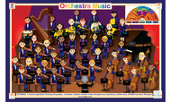Orchestra Music Placemat