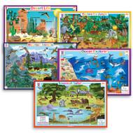 Animals & Nature Gift Set