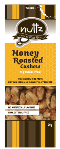 Honey Roasted Cashew 90g