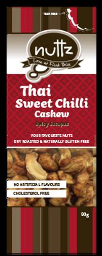 Thai Sweet Chilli Cashew 90g