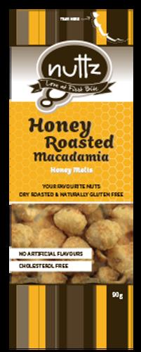 Honey Roasted Macadamia 90g