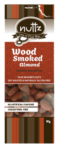 Wood Smoked Almond 90g