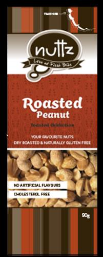 Roasted Peanuts 90g