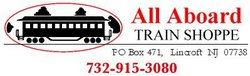 All Aboard Train Shoppe