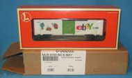 36205 eBay Box Car (10/OB)