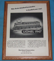 1947 (April) Lionel Corporation Advertisement (9)