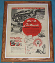 1946 (Sept) Lionel Corporation Advertisement (9)