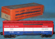 6428 Unites States Mail Box Car (10/OB)