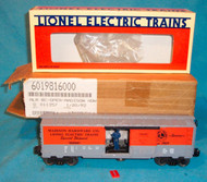 19816 Madison Hardware Operating Box Car (9/OB)