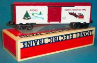 19929 Christmas Box Car: 1994 (9/OB)