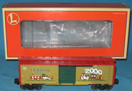 26272 Christmas Box Car: 2000 (9/OB)