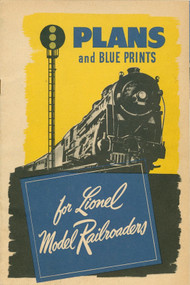 1945 Plans and Blue Prints for Lionel Model Railroaders (8)