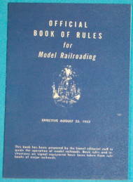 1952 Official Rules of Model Railroading (8)