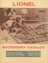 1962 Accessory Catalogue (8+)