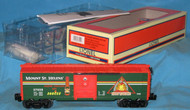 37009 Mount St. Helens' Smoking Box Car (10/OB)