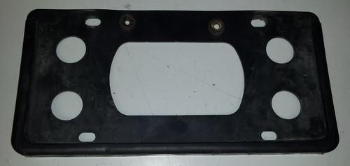 License Plate Bracket - Cougar XR7 - 1989 - 1993 - Grade B