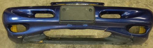 Bumper Cover - Front - Royal Blue - 1994 - 1995 - Grade B