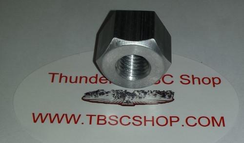 Billet Aluminum Supercharger Nut - 1989 - 1995