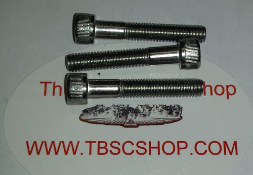 Crank Sensor Bracket Bolt Set  - Stainless Steel - 1989 - 1993