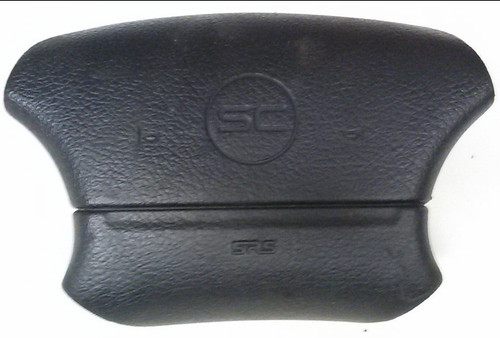 Air Bag - Driver - Black - SC Embossed - 1994 - 1995