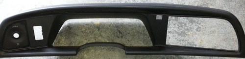 Gauge Cluster Finishing Panel Bezel - T-Bird - with Auto Light Climate Control Slot - 1992 - 1993