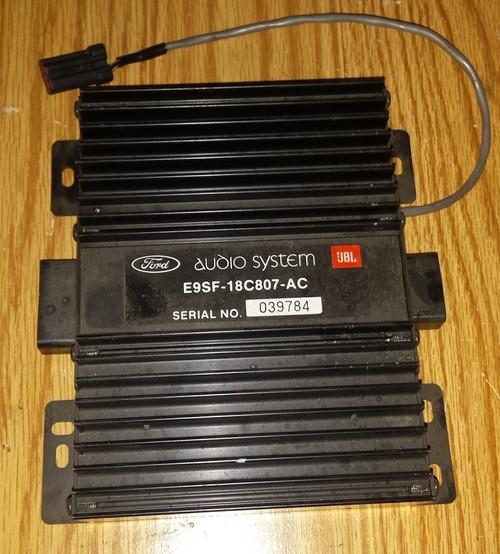 JBL Premium Sound Amp - 1989 - 1993