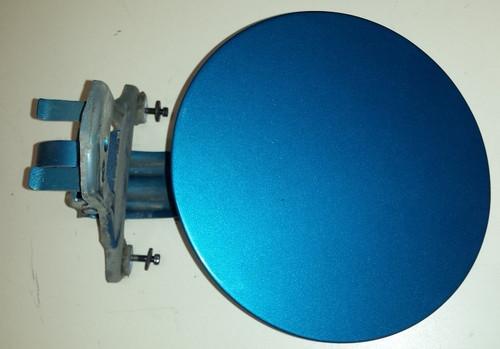 Fuel Door - Pearl Blue - With Lock  - 1994 - 1997 - Grade A