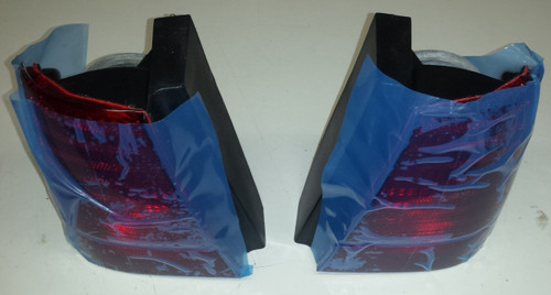 Corner Brake Tail Light - OEM - New Old Stock - Set  - 1989 - 1991