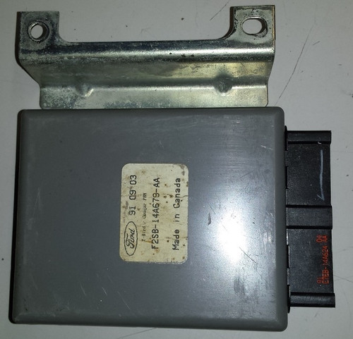 Passive Restraint Module - F2SB-14A679-AB