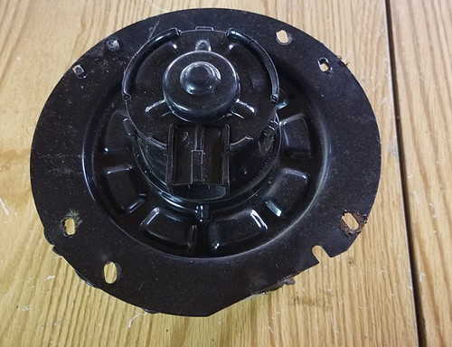 Blower Motor and Fan - 1992 - 1997