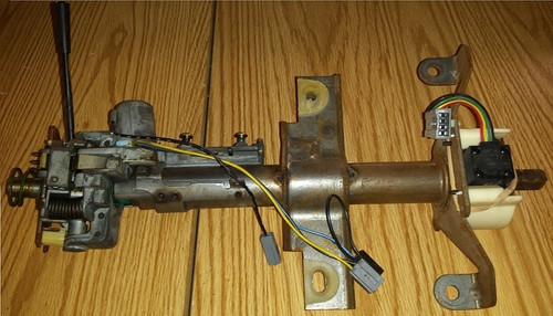 Steering Column without key switch - 1989 - 1993