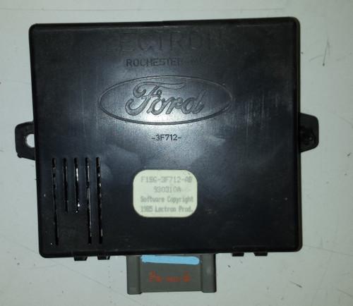 Steering Variable Assist Steering Control Module - 1993 - 1997