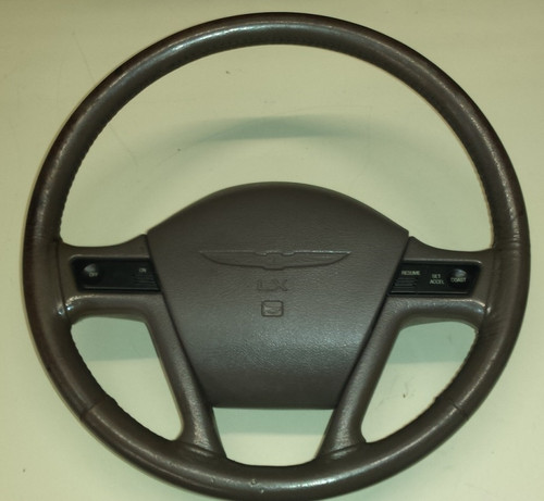 Steering Wheel - LX - Mocha  - 1989 - 1993