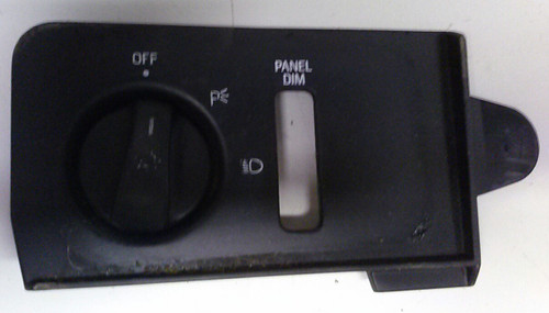 Dimmer Switch Cover - 1994 - 1997