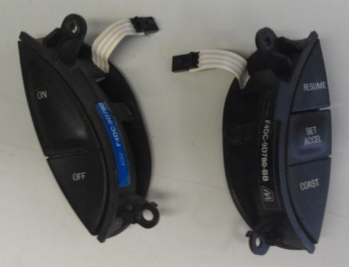 Steering Wheel Cruise Control Switches - 1994 - 1997