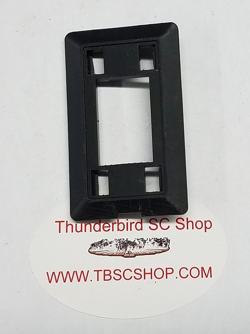 Sunroof Switch Trim Panel without Faceplate - 1989 - 1990