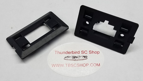 Sunroof Switch Bracket and Trim Plate Kit - 1989 - 1990