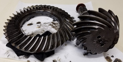 Differential 2.73 Ring and Pinion - 8.8 inch rear end
