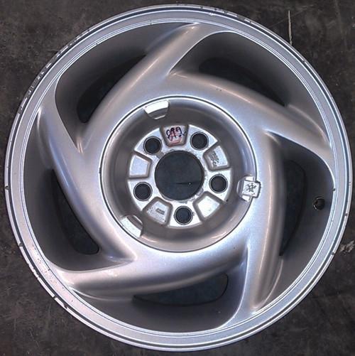 Wheel - 1989 - 1992 - Grade C - SKU 102180