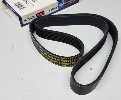 Belt - Jackshaft to Crank Pulley - 3.8 SC - 425K7 Premium - 1989 - 1995