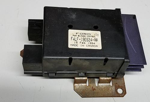 Blower Motor Resistor - 1994 - 1997 - PWM - F4LF-19E624-AA